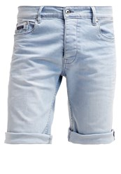 Kaporal Vito Denim Shorts Eratik Bleached Denim