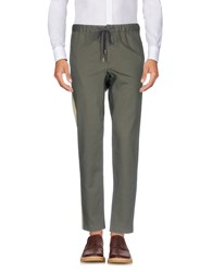 Fanmail Casual Pants Military Green