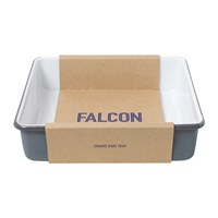 Falcon Square Bake Tray Pigeon Grey