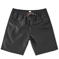 Paul Smith Classic Long Swim Short Black