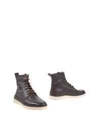 Bepositive Ankle Boots Dark Brown