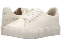 Rocket Dog General White Cadet Women's Lace Up Casual Shoes