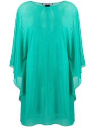 Fisico Sheer Floaty Style Tunic Top 60