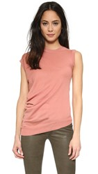 Joseph Sleeveless Top Rose