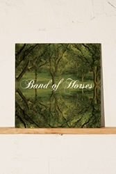 Urban Outfitters Band Of Horses Everything All The Time Lp Assorted