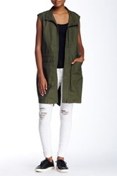 Ro And De Long Army Vest Green