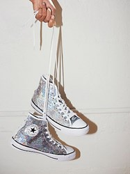 Converse Paradise Party Hi Top Chucks By