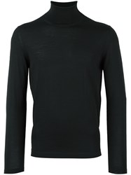 Pal Zileri Turtleneck Jumper Black