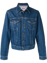 Acne Studios Denim Jacket Blue