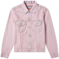 Acne Studios 1998 Denim Jacket Pink