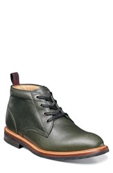 Florsheim Foundry Leather Boot Army Green Leather