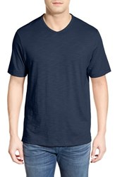 Men's Tommy Bahama 'Portside Player' Pima Cotton T Shirt Maritime