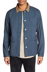 Men's Rvca 'Sanders' Jacket Midnight