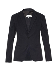 Maison Martin Margiela Lightweight Cotton Blend Blazer