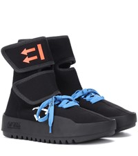 Off White Cst 001 Sneakers Black