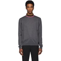 Fendi Grey Forever Sweatshirt