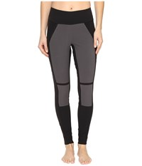 The North Face Hybrid Hiker Tights Graphite Grey Women's Casual Pants Gray