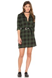 Bb Dakota Holly Anne Dress Olive
