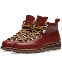 Fracap M120 Ripple Sole Scarponcino Boot Brown