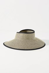 Anthropologie Charlene Roll Black Motif