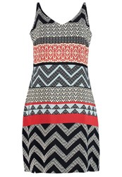 Wallis Summer Dress Multi Multicoloured