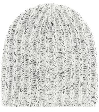 Isabel Marant Freja Wool And Alpaca Blend Beanie Grey