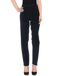 Just In Case Casual Pants Dark Blue