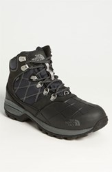 The North Face Men's 'Snowsquall' Snow Boot Black Griffin Grey