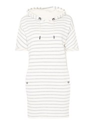 Barbour Dive Dress Off White