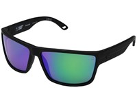 Spy Optic Rocky Soft Matte Black Happy Bronze Polar W Green Spectra Fashion Sunglasses Blue