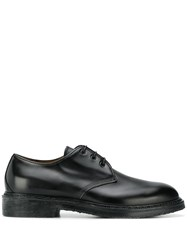 Silvano Sassetti Lace Up Shoes Black