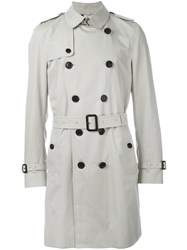 Burberry Classic Trench Coat Nude And Neutrals