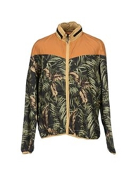 Billabong Jackets Ocher