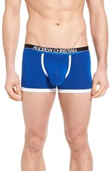 Andrew Christian Men's Almost Naked Tagless Sports Boxer Briefs