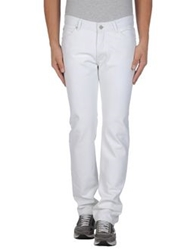 Surface To Air Denim Pants White