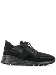 Tod's Classic Low Top Sneakers Black