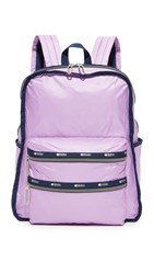 Le Sport Sac Lesportsac Functional Backpack Simply Lilac