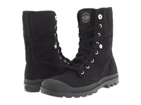 Palladium Baggy Black Black Women's Lace Up Boots