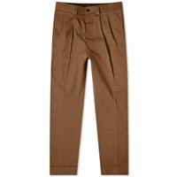 Margaret Howell Tapered Pant Brown