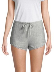 Roudelain Classic Pull On Shorts Grey Trade