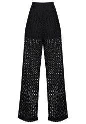 Cameo Collective Silver Sounds Trousers Black
