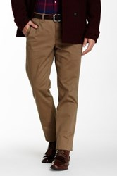 14Th And Union Casual Twill Chino Pant Brown
