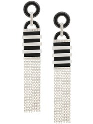 Dsquared2 Pendant Earrings Metallic