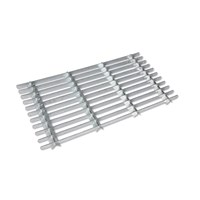 Garden Trading Galvanised Door Mat Small