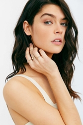 Urban Outfitters Gilded Cities Ring Set Gold