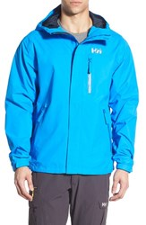 Men's Helly Hansen 'Vancouver' Packable Rain Jacket Racer Blue