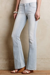 Mother Cruise Flare Jeans On The Road Light