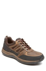 Men's Rockport 'Xcs Urban Gear' Sneaker Brown Brown