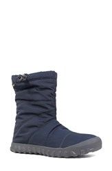 Bogs Puffy Insulated Waterproof Boot Royal