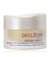 Decleor Decleor Rose D'orient Soothing Night Balm 15Ml 30Ml Female